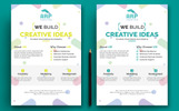 Remote - Creative Flyer Corporate Identity Template