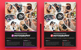 PhotoStudio -  Photography Flyer Corporate Identity Template