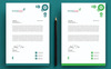 Pencil – Letterhead/Cover Letter Template Corporate Identity Template Big Screenshot