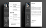 Amity Peter - CV Resume Template