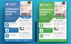 Top - Corporate Flyer Corporate Identity Template Big Screenshot