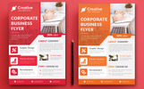 Top - Corporate Flyer Corporate Identity Template