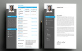 Johny Resume Template