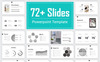 Creation - Business PowerPoint Template Big Screenshot