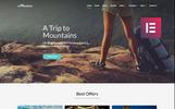 OnVacation - Travel Company Elementor WordPress Theme