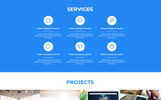 Garry - Responsive Business HTML Landing Page Template