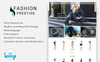 Prestige - Fashion 1.7 Tema PrestaShop  №69539 Screenshot Grade