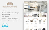Modern Furniture 1.7 PrestaShop Theme