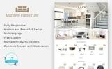 Modern Furniture PrestaShop Theme