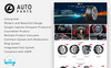 Auto Moto Parts Tema PrestaShop  №73541 Screenshot Grade