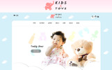 """Modello PrestaShop Responsive #76763 """"Kids Toys Store"""""""