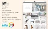 """Home Design"" Responsive PrestaShop Thema"