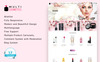 Multi Cosmetics PrestaShop Theme Big Screenshot