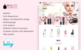 Multi Cosmetics PrestaShop Theme