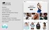 Fashion Deluxe Prestashop 1.7 PrestaShop Theme Big Screenshot