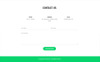 Startup - One Page Landing Page Template Big Screenshot