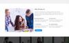 Max Multipurpose Onepage Landing Page Template Big Screenshot
