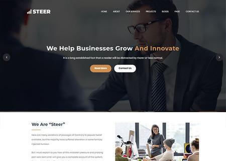 Steer - Responsive Multi-Purpose