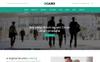 UCard - Landing Page Template Big Screenshot
