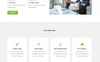 Prism - One Page Parallax Landing Page Template Big Screenshot