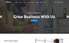 Sensa - Multipurpose Landing Page Template Big Screenshot