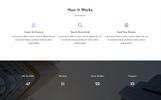 Jobs Portal - Online Jobs Search Website Template