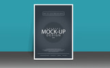 A4 Business Flyer Mock-up Product Mockup