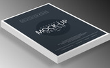 A4 Template Flyer - Product Mockup