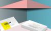 Business Card Product Mockup Big Screenshot