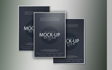 A3 Poster Mock-Up Product Mockup