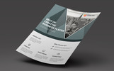 Corporate Business Promotional Flyer PSD Corporate Identity Template