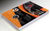 Fitness / Gym Flyer Corporate Identity Template Big Screenshot