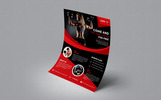 Fitness / Gym Flyer Corporate Identity Template