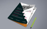 We Will Give You Best Business Service Flyer Corporate Identity Template