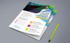 """Unternehmensidentität Vorlage namens """"Perfect Design Flyer PSD"""" Großer Screenshot"""