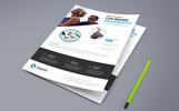 """Unternehmensidentität Vorlage namens """"We Create For Brand Flyer PSD"""""""