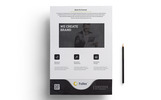 "Фирменный стиль ""BRAND FLYER Templates with PSD File Format"""