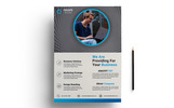 "Фирменный стиль ""For Your Business Flyer Templates PSD"""