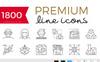 Becris - Premium Line Icons Bundle Big Screenshot