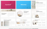 "PowerPoint Vorlage namens ""Stanford Creative Presentation"""