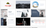 Treamor Pitchdeck PowerPoint Template