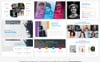 Vitas PowerPoint Template Big Screenshot