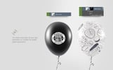 Balloon Product Mockup