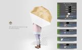 Umbrella Product Mockup