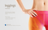 Leggings Product Mockup