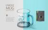 Glass Mug Animated Product Mockup Big Screenshot