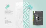 Beach Towel Product Mockup
