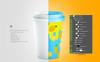 Small Coffee Cup Animated Product Mockup Big Screenshot