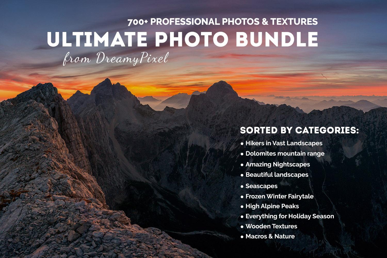 Ultimate Photo Bundle 2016 – 700+ Stock Photos Bundle #68291