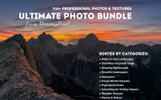 Ultimate Photo Bundle 2016 - 700+ Stock Photos Bundle